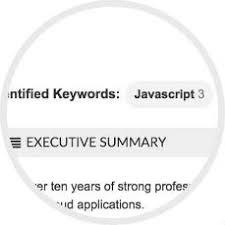 Resume Database Resume
