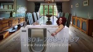 portable walk in tub can be used in virtually any room of your home
