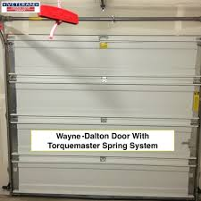 wayne dalton garage doors partsWhat is the Wayne Dalton Torquemaster springs system