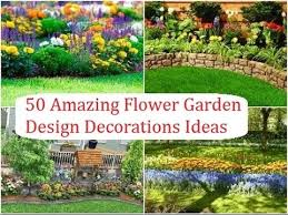 Small Picture 50 Amazing Flower Garden Design Decorations Ideas YouTube