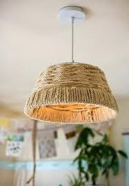woven pendant lights australia project rope lamp light