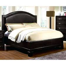 King size wood headboard Footboard Headboard Designs Wood King Size Wood Headboard Design Ideas With Dark Brown Bed Frame And Cream Woodworking Projects Headboard Wooden Headboards Headboard Designs Wood King Size Wood Headboard Design Ideas With