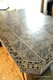 tile countertop edge options ceramic tile edge options tile edging options and tile edge crafty life tile countertop edge options