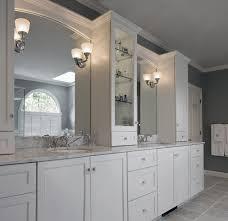master bathroom countertop storage cabinet as concrete countertops cost