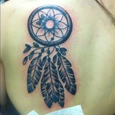 Heart Dream Catcher Tattoo Dream Catcher Tattoo On Left Back Shoulder 72