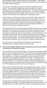 Lausd Payroll Best Practices Review Prepared By Andersen Pdf