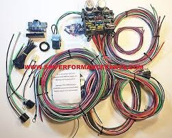 12 circuit ez wiring harness chevy mopar ford street hot rod new 12 circuit ez wiring harness chevy mopar ford hotrods universal xl wires