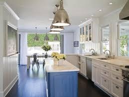 Kitchen   Inspirational Beach House Decorating Ideas - White beach house interiors
