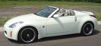 nissan 350z black convertible. convertible white nissan 370zmy dream car 350z black n