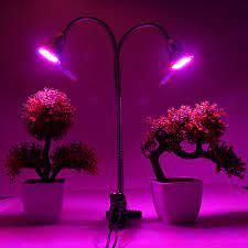 Đèn led quang hợp trồng cây để bàn GV-ZW0174 (60W) - Đèn khác