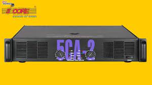 5 CORE- 5CA Wholesale Ca Amplifier Exporter, Ca Amplifier Suppliers and  Manufacturers - YouTube
