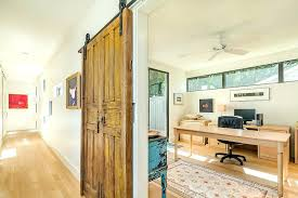 french doors for home office. Home Office Doors Modern Aesthetics Combined With Farmhouse Touches Inside This Smart Design Studios . French For