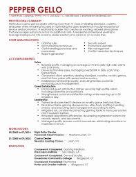 Inspirational Housekeeping Porter Sample Resume Resume Sample
