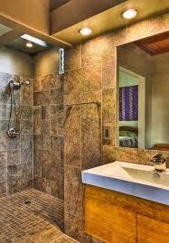 bathroom walk shower. Walk In Shower With Wall And Floor Tiles Bathroom