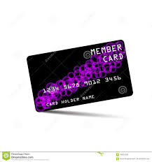 Modern Credit Card Design Modern Credit Card Business Vip Card Member Card Stock