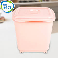 get quotations verance 20 loaded 20kg kg m barrels chu rice box migang lidded plastic nontoxic pest rice