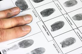 Image result for people being fingerprinting pictures