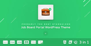 Wpjobus V2 0 16 Job Board And Resumes Wordpress Theme Wplocker