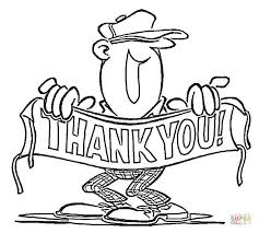 Small Picture Thank You coloring page Free Printable Coloring Pages
