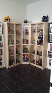 Living Room Glass Cabinets Example Nerd Room Man Cave Ideas Pinterest Nerd Room