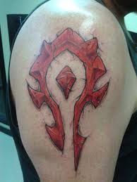 For The Horde Tattoo By Danthedeer Fur Affinity Dot Net