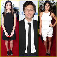 nathan kress and miranda cosgrove 2016. nat wolff hits peta\u0027s 35th anniversary party with miranda cosgrove nathan kress and 2016