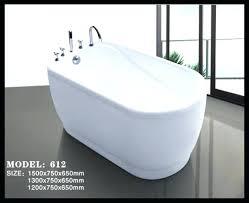 gallery of small bathtub sizes standard bathroom sink tmrln com basic 17