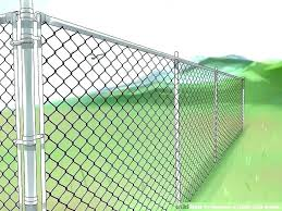 chain link fence post. Chain Link Fence Home Depot Wire Fencing Galvanized Post I