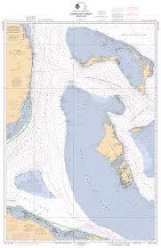 Straits Of Florida Eastern Part Noaa Nautical Chart