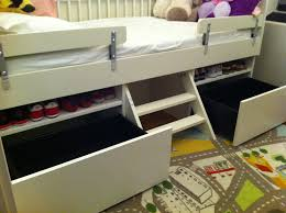 image of diy captains bed ikea