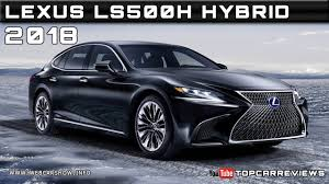2018 lexus hybrid models. plain lexus 2018 lexus ls500h hybrid review rendered price specs release date for lexus hybrid models p