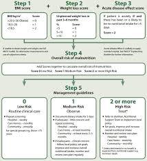 malnutrition universal screening tool must