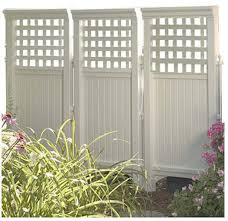 lattice garden screen