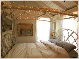 rustic bedroom lighting. Bedroom Decorations Accessories Fairy Lights For Ceiling Lighting Design Canopy Bed Decoration Ideas 28 Rustic