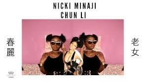 nicki minaj chun li inspired makeup tutorial barbie tingz itsjadaskyy