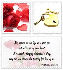very romantic valentine s day messages