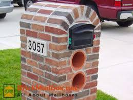 brick mailbox flag. Contemporary Brick Beautiful Brick Mailbox For Flag