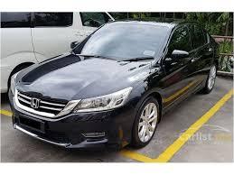 honda accord 2014 black. Plain Black 2014 Honda Accord IVTEC VTiL Sedan And Black