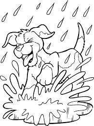 Honden Kleurplaat Kleurplaat Pinterest Pertaining To Kleurplaat