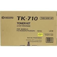 <b>Картридж Kyocera TK</b>-<b>710</b> Черный (Black) — купить, цена и ...