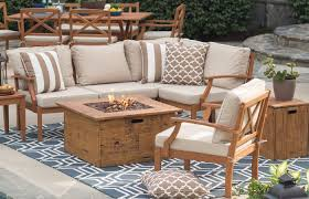 modern patio and furniture medium size fire pit patio furniture sets rattan with outdoor