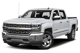 2017 Chevrolet Silverado 1500 Ltz W 2lz 4x4 Crew Cab 5 75 Ft Box 143 5 In Wb Specs And Prices