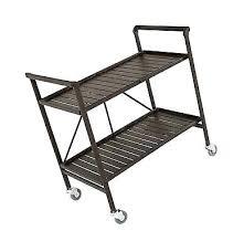 cosco indoor outdoor serving cart folding brown free 2 day ship outdoor serving cart outdoor serving outdoor serving cart