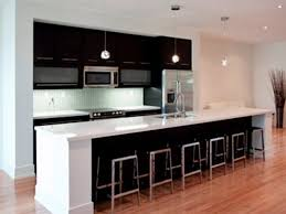 One Wall Kitchens One Wall Kitchen Designs With An Island Home Interior Decorating