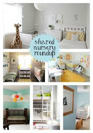 Baby And Toddler Sharing Bedroom Ideas