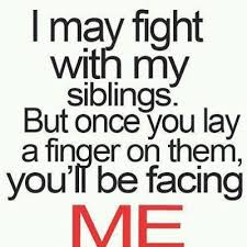 Funny Sibling Quotes Inspiration Funny Sibling Quotes Sayings Funny Sibling Picture Quotes