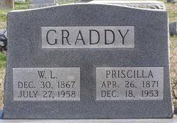 Priscilla Tucker Graddy (1871-1953) - Find A Grave Memorial