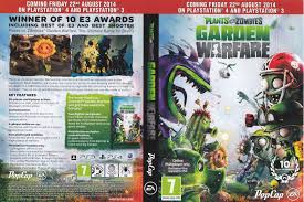 plants vs zombies garden warfare other ps3 ps4