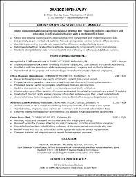Sample Resume For Medical Office Assistant Unique Medical Office Manager Resume Objective Sample Admin Front R