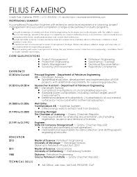 Engineering Professional Resume Coastal Engineer Sample Resume 24 This Cover Letter The Left Was 20